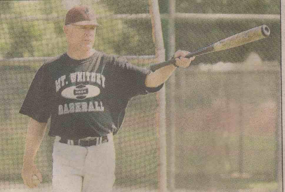 Coaching Baseball Dave Holt