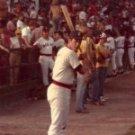Boston Red Sox minor league player Dave Holt at Elmira Dunn Field 1979