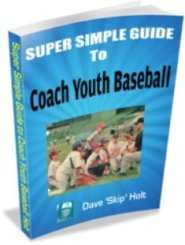 super simple guide to coach youth baseball unique player development system