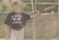 Coach Dave Holt at Holt Baseball Indoor Training Center