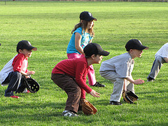 coaching t ball players drills and skills