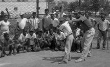 Hitting instruction for baseball coaches.