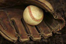 baseball glove care