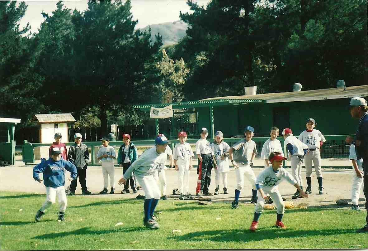 Guide to Coaching Youth Baseball