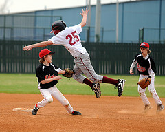 baseball coaching strategies for middle infielders