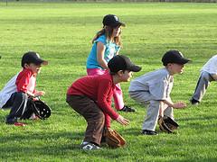 coaching t ball players drills and skills