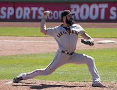 baseball practice drills for pitchers Brian Wilson