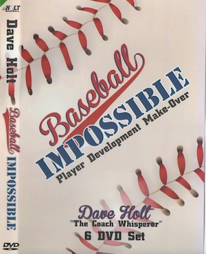Baseball coaching dvd video clinic