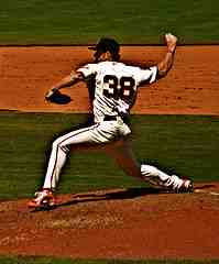 Brian Wilson pitching form and technique