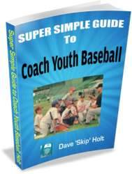 Super Simple Guidebook to Coach Youth Baseball eBook