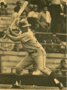 Choke up on the bat Freddie Patek