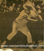 George Brett: stance for coaching kids baseball