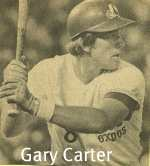 baseball drills coaching tips with Gary Carter in the picture.