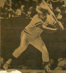 George Brett coaching baseball hitting