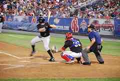 Lefthanded hitter Reading Phillies