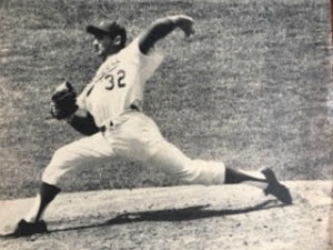 Sandy Koufax pitching delivery