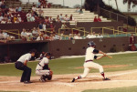 Dave Holt Baseball Winter Haven Red Sox catcher Florida State league