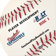 Baseball coaching clinic dvd video