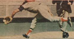 Brooks Robinson coaching baseball tips