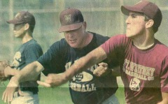 youth baseball coaching tips on throwing