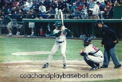 coaching kids baseball hitting