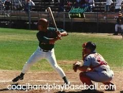 free baseball coaching drills for hitters