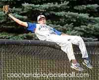 baseball drills coaching tips for outfielders