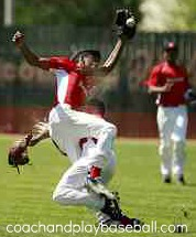 coaching baseball tips for outfielders