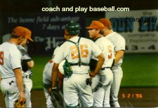 Youth baseball coaching tips includes top communication skills