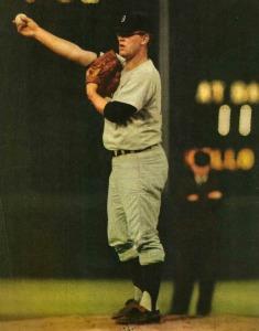coaching kids baseball pitching Denny McClain windup