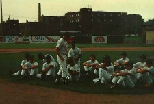 direct teaching baseball players on baserunning points Utica New York