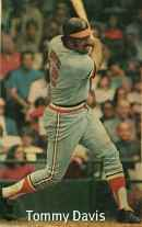 coaching baseball tips statistics Tommy Davis follow through