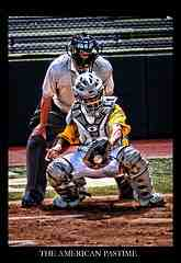 catchers in basball
