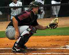 catchers stance and catching tips & drills