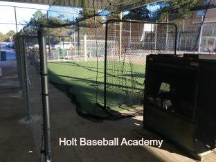 Holt Baseball Academy Lessons