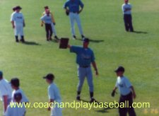 coaching baseball tips on practice plans