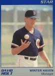 Dave Holt coach and play baseball manager of winter Haven Red Sox