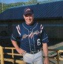 Dave Holt coach and play baseball Athletes In Action Baseball