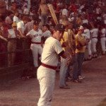Dave Holt Boston Red Sox Elmira New York-Penn League 1979 Dunn Field