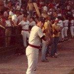 Dave Holt Boston Red Sox Elmira New York-Penn League 1979 Dunn Field