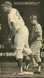 Patek and Howard. Baseball is friendly to big and small.