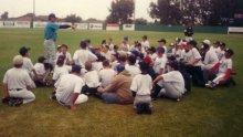 Holt Baseball Summer youth baseball camps and clinics