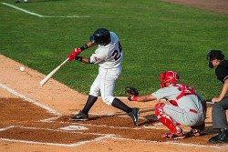 No Bunting in Youth Baseball
