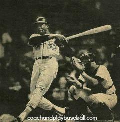 coaching kids baseball Frank Robinson