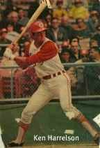 Ken Hawk Harrelson solid batting stance