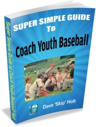 baseball coaching manual