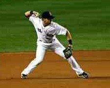 perfect throwing position Marco Scutaro