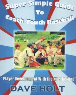 3 Ring Binder workbook for coaching youth baseball