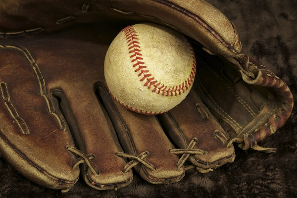 baseball glove care